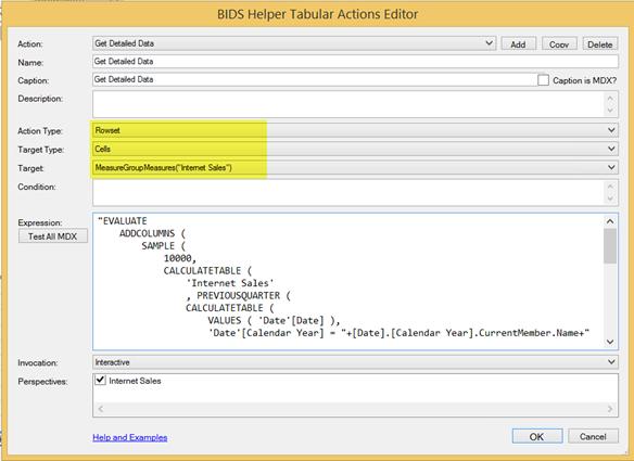 SSAS Tabular – Wrong Default DrillDown from Excel Pivot